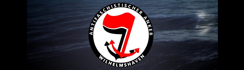 Antifaschistischer Anker Wilhelmshaven