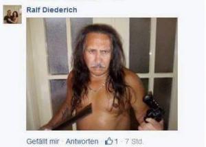 Ralf Diederich alias Machete
