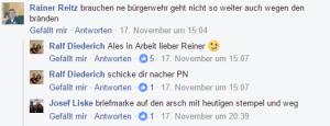 """Neuauflage der """"Bürgerwehr"""""""